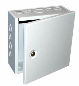Caja de distribución de Metal Panel eléctrico caja de acero