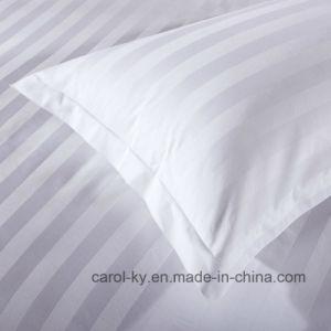 Il conteggio 100% del filetto del cotone 300 ha messo a nudo la tela di base del rifornimento dell'hotel