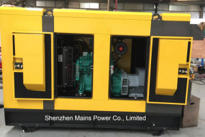 der Hauptenergien-25kVA Generator Cummins-leiser Dieseldes generator-Mc28d5 Cummins