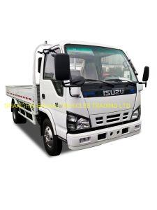 Menor preço China motor Isuzu Nhr Light Truck