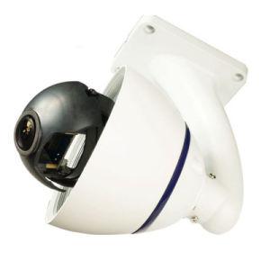 Al aire libre cubierta resistente al agua IP66 1.3MP HD Domo de cámara de seguridad Ahd