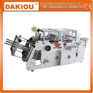 Montage Machine Carton Automatique (HBJ-D)