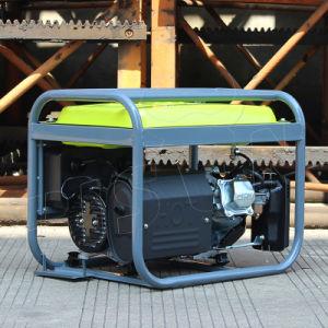 Anfangskupferner Draht-Ausgangsgebrauch-schalldichter Generator-Preis des Bison-(China) BS4500d (e) 3kw 3kVA Electirc