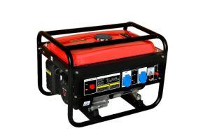 2KW-7kw Electric Iniciar Gerador Gasolina portátil com marcação, ISO9001