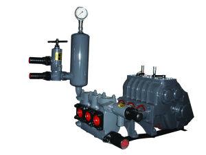 Bw 350 높은 Effiency 수평한 세겹 단 하나 임시 보복 피스톤 펌프 진흙 펌프