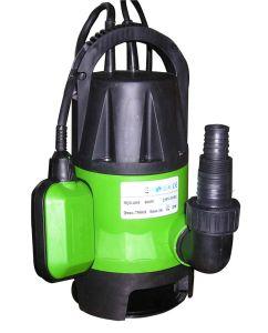 Pompe submersible de jardin en plastique (HQD-400P) (pour l'eau sale)