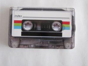 OEM Cute Дизайн бизнес-MP3-плеер кредитных карт (OM-C104)