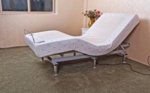 Wallhugger 4のゾーンの調節可能な電気ベッド(Comfort200D)
