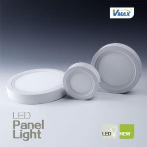 18W Ultra-Thin LED redondos de superfície de alumínio da Luz do Painel da Luz de Teto (W-PLM1518R)