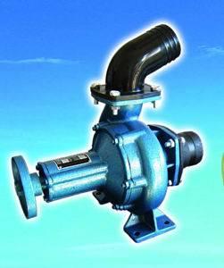 Bomba de água centrífuga (CB80-80-125ZF)