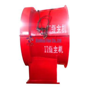 Ventilação de mineração subterrânea Simple-Structured ventilador principal