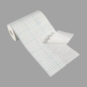El portátil no tejidos tejidos// PU Film Cinta de fijación adhesiva
