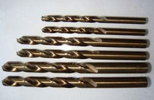 Dígitos binarios de taladro rectos de la asta de DIN338 HSS