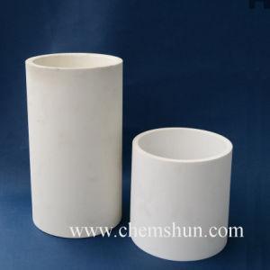 De slijtvaste Alumina Ceramische Voering van de Pijp van de Buis voor de Industriële Verwijdering van de As