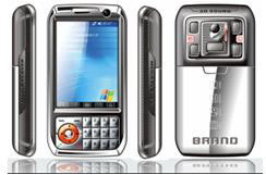 De Mobiele Telefoon van de dubbel-camera (L668)