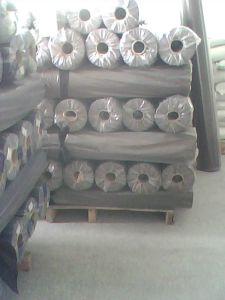 Tecido Adhesive-Bonded (TR-005) com EVA laminação de PE para sapatos sofá e bancos de automóveis