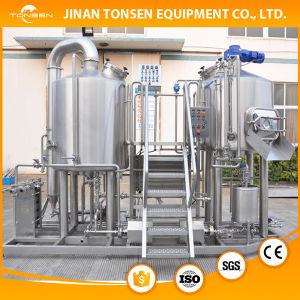 Serbatoi Jinan Tonsen di fermentazione della fabbrica di birra della macchina della birra del mestiere