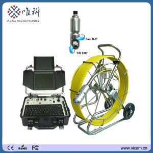 Vicam resistente al agua de alcantarillado de la inclinación del tubo de chimenea de la Cámara de inspección (V8-3288PT-1)