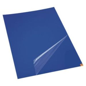 Quarto limpo tapete aderente para pó de cola
