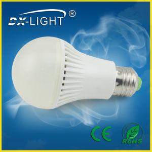 E27 SMD5730 Plastic IS Driver 5W LED Bulb