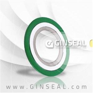 Guarnizioni metalliche della ferita a spirale di Ginseal PTFE (JSG-SW)