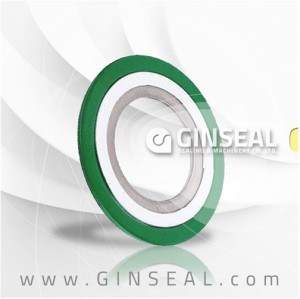 PTFE Ginseal спираль рана металлические прокладки (JSG-SW)