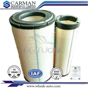 Af25523 воздушный фильтр для компании Caterpillar Kumatsu Daf Volvo Af25492 Af25964 600-185-3100 P777638
