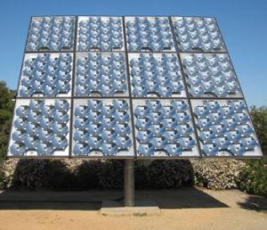 Sistema de Seguimiento Solar para el CPV
