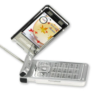 V Touchscreen van 108 de Dubbele Kaarten SIM Reserve ZijTelefoon van de Tik