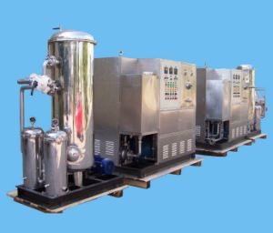 Sea Water Desalination System/Equipment/Machine (AJX-SW-10T/H)
