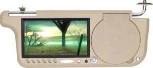 DVD (SUN-D701)를 가진 차 차양판