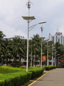 Wind-zonne Hybride Systeem