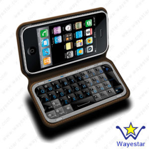 T2000-Dual SIM verdoppeln Bereitschafts-QWERTYtastatur-Handy Fernsehapparat-WiFi