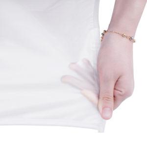 卸し売り再使用可能なPEVAのスーツカバー衣装袋(ST72PT)