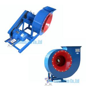 Grande ventilatore industriale di aspirazione della polvere