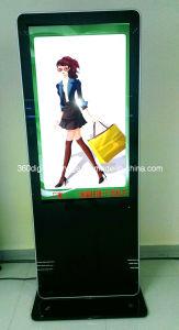 82 '' affissione a cristalli liquidi Digital Signage Display Board con Aluminium Alloy Frame per Advertizing