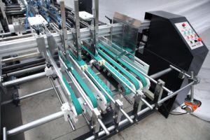 El cartón de papel y cartón corrugado Línea de producción (GK-1100GS)