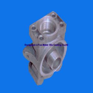 Il metallo di alluminio le parti della pressofusione per il coperchio del setaccio