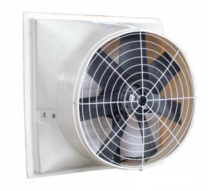 Bc cono tipo de fibra de vidrio el ventilador para la casa de la pollería
