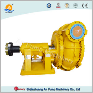 Haute Pression pompe centrifuge de gravier sable de dragage