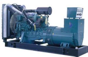 gruppo elettrogeno diesel elettrico 132kw con il motore Tad731ge di Volvo 4-Stroke