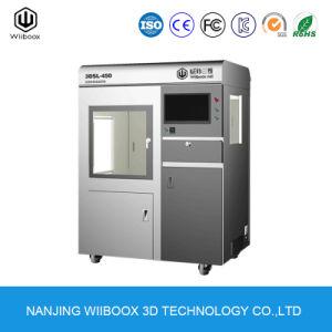 Wiiboox 3DSL450 3D de alta precisión con máquina de impresión de SLA SLA de resina Industrial impresora 3D.