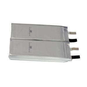 3.7V 10ahの大きい容量のLipo再充電可能な1268130電池