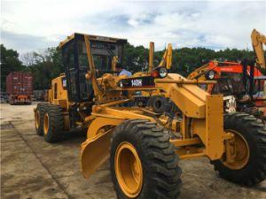Selezionatore 140g 140m del gatto di seconda mano/usato del selezionatore 140h del trattore a cingoli per il macchinario di costruzione