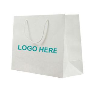 Custom переработанных магазинов бумажные мешки