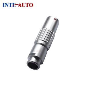 測定のための円柱取付けられた分離した相互接続のコネクター