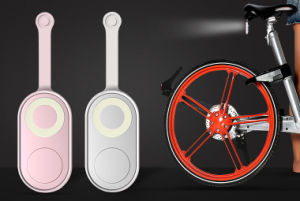 Горячая продажа аккумулятор велосипед вспышка для подарков
