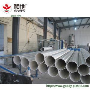 UPVC la especificación de tubo de drenaje de aguas residuales domésticas del tubo de UPVC