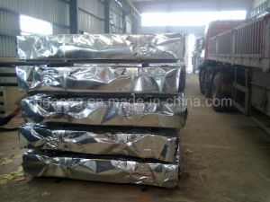 Dach des heißer Verkaufs-gewölbtes Stahlblech-PPGI PPGL in Afrika