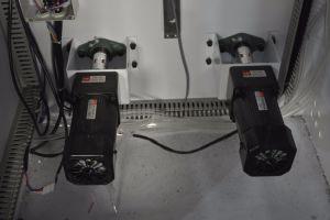 Produto de penas automático para baixo da máquina de enchimento